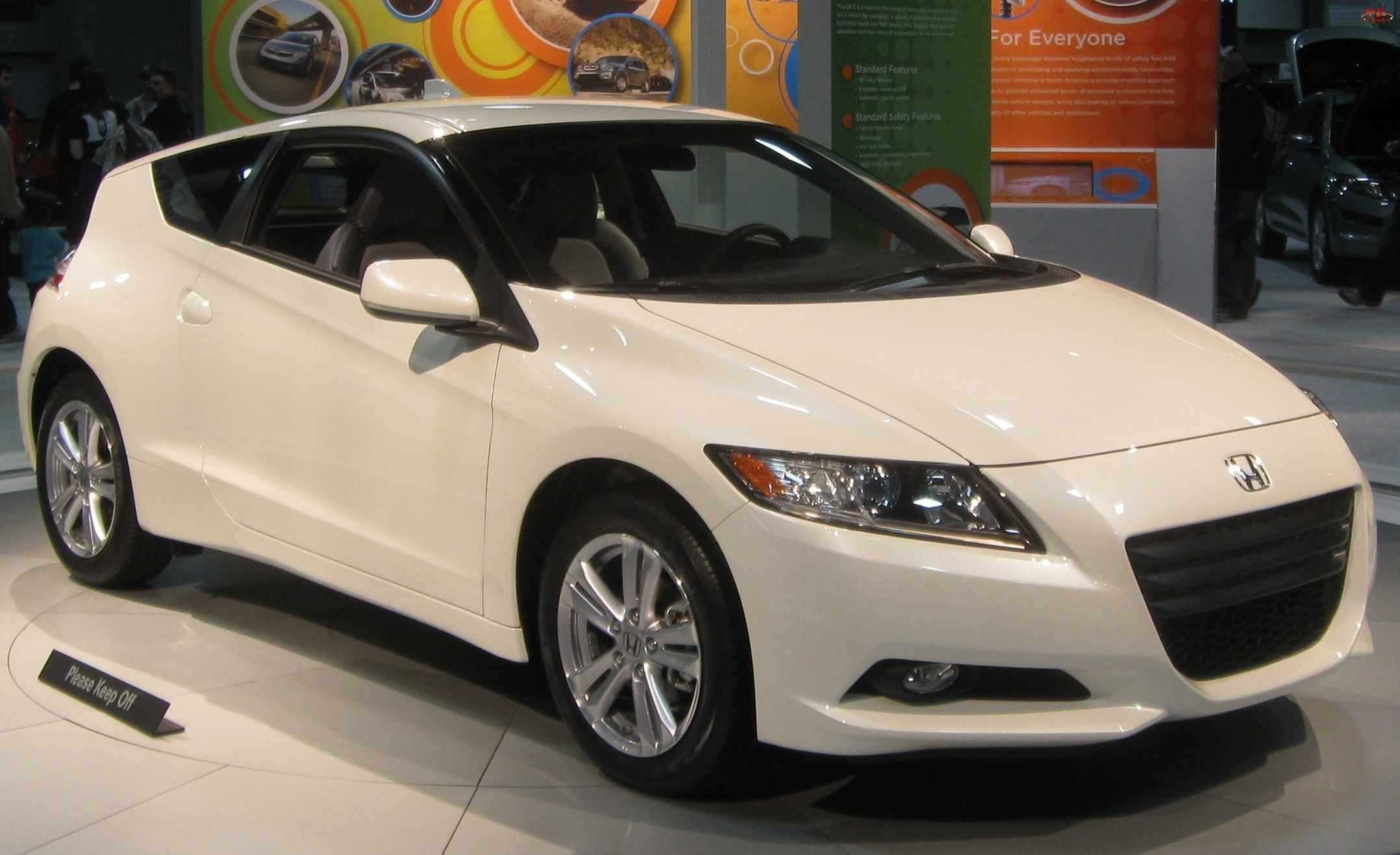 Honda CR-Z, Hatchback
