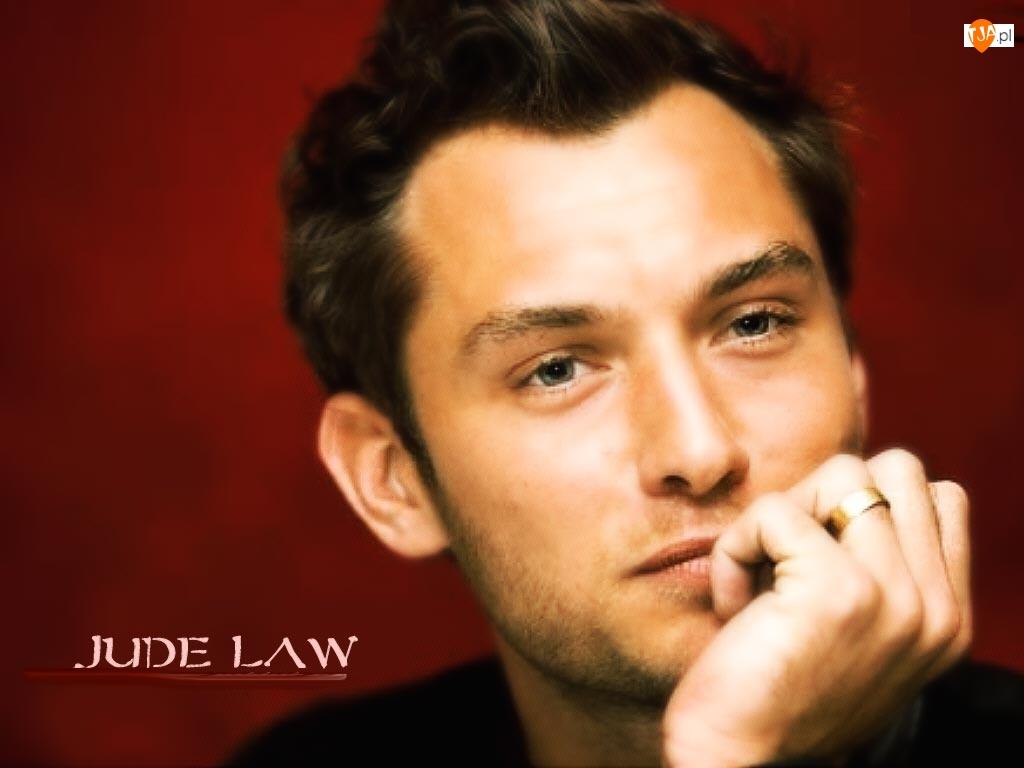 Jude Law, niebieskie oczy