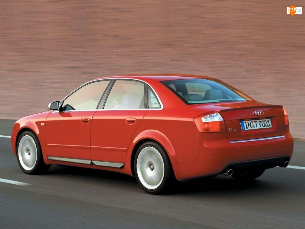 B6, Czerwone, Audi S4