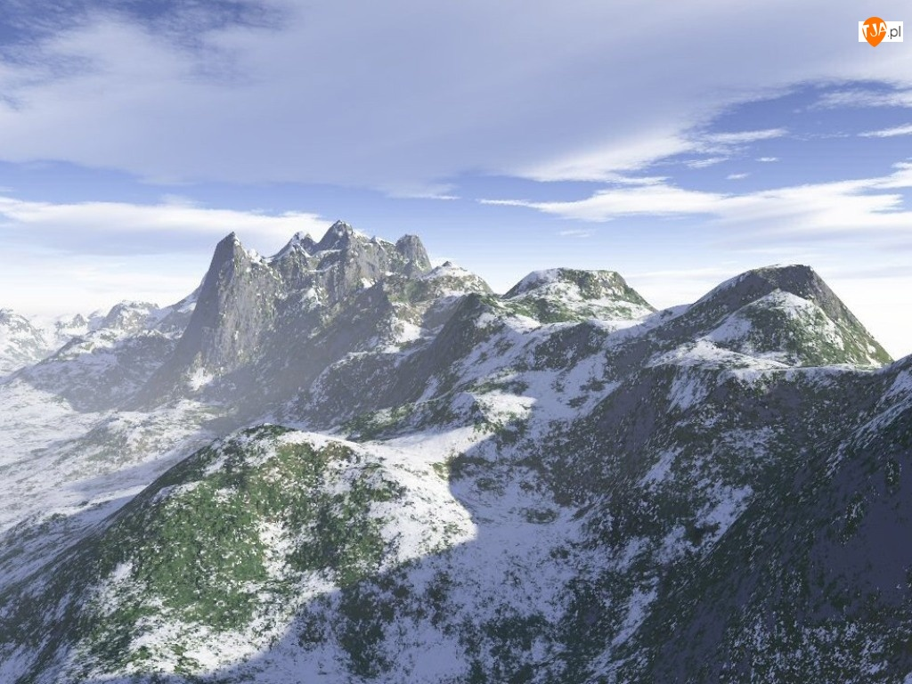 Góra, Chmurka