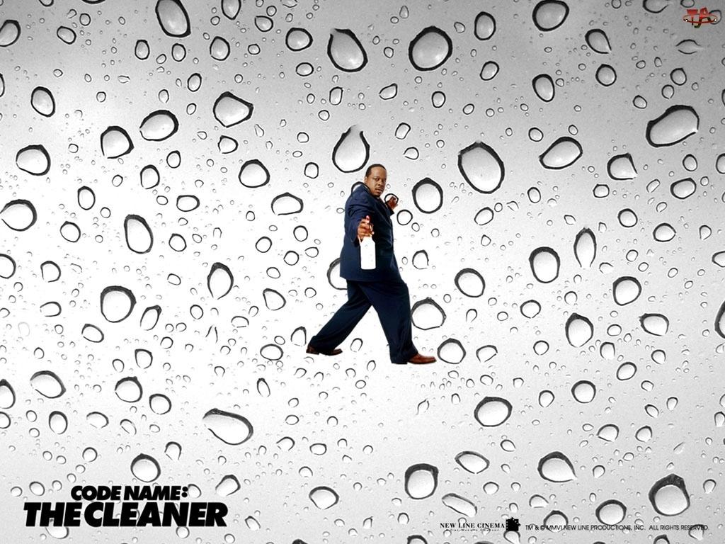 krople, Code Name - The Cleaner, DeRay Davis