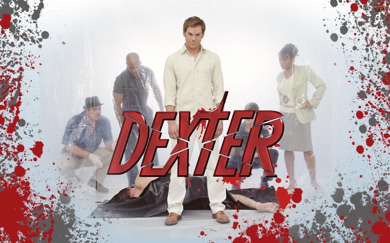 Krew, Dexter, Ciało