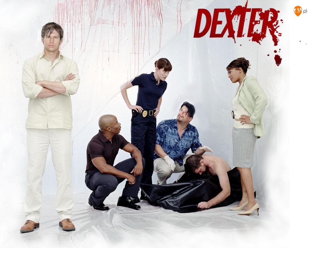 Dexter, Aktorzy