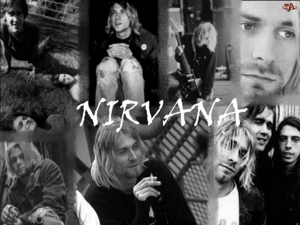 Nirvana, Kurt Cobain