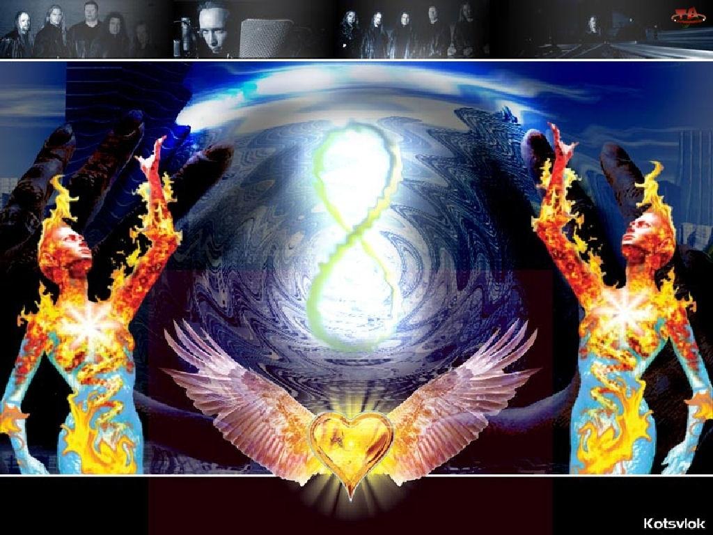 płomienie, Stratovarius, skrzydła
