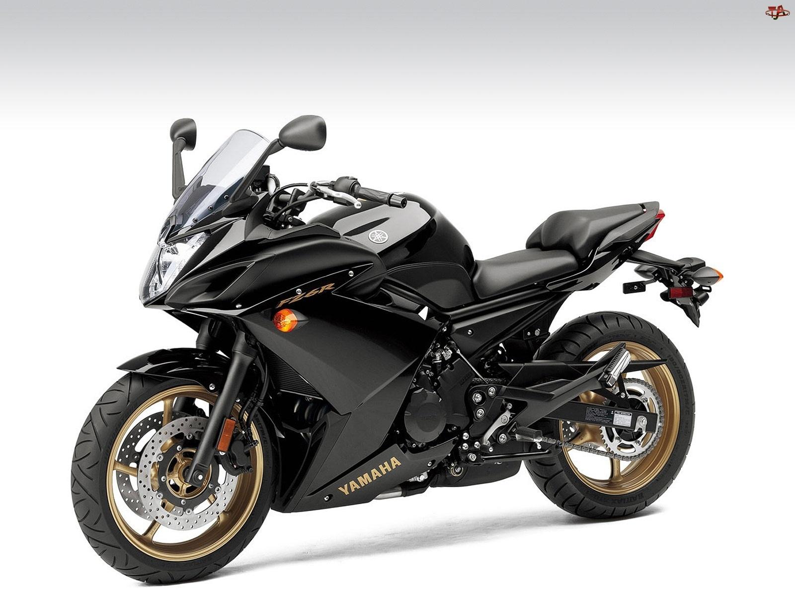 Owiewki, Czarna, Yamaha FZ6R