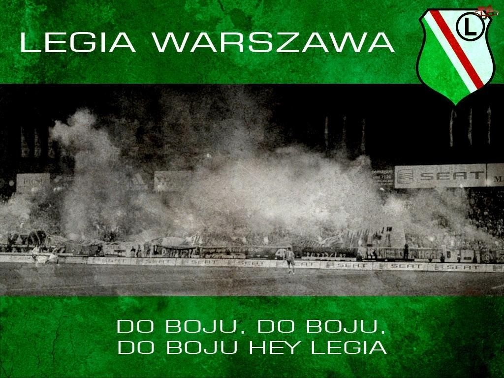 Legia, Warszawa