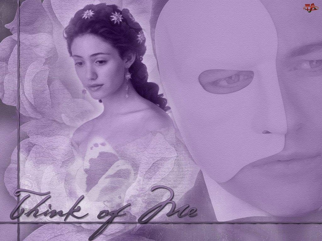 maska, Emmy Rossum, Phantom Of The Opera, Gerard Butler