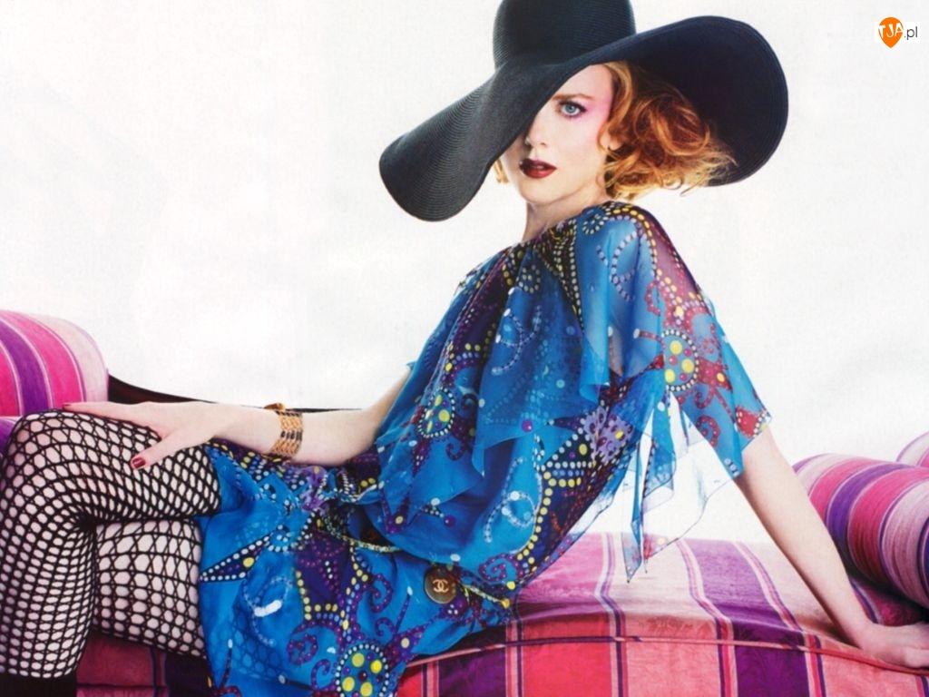 Nicole Kidman, Kapelusz
