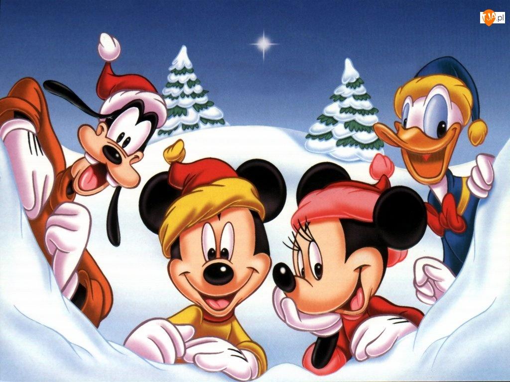 myszka miki, Boże Narodzenie, Film Animowany