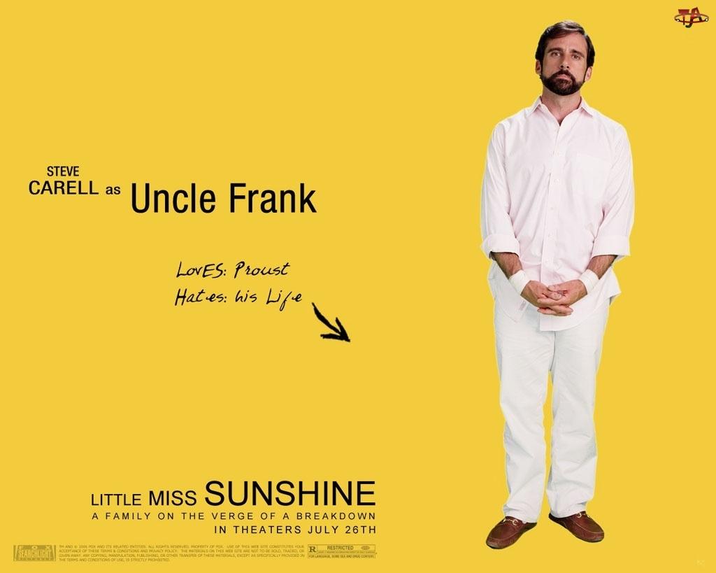 Little Miss Sunshine, Steve Carell