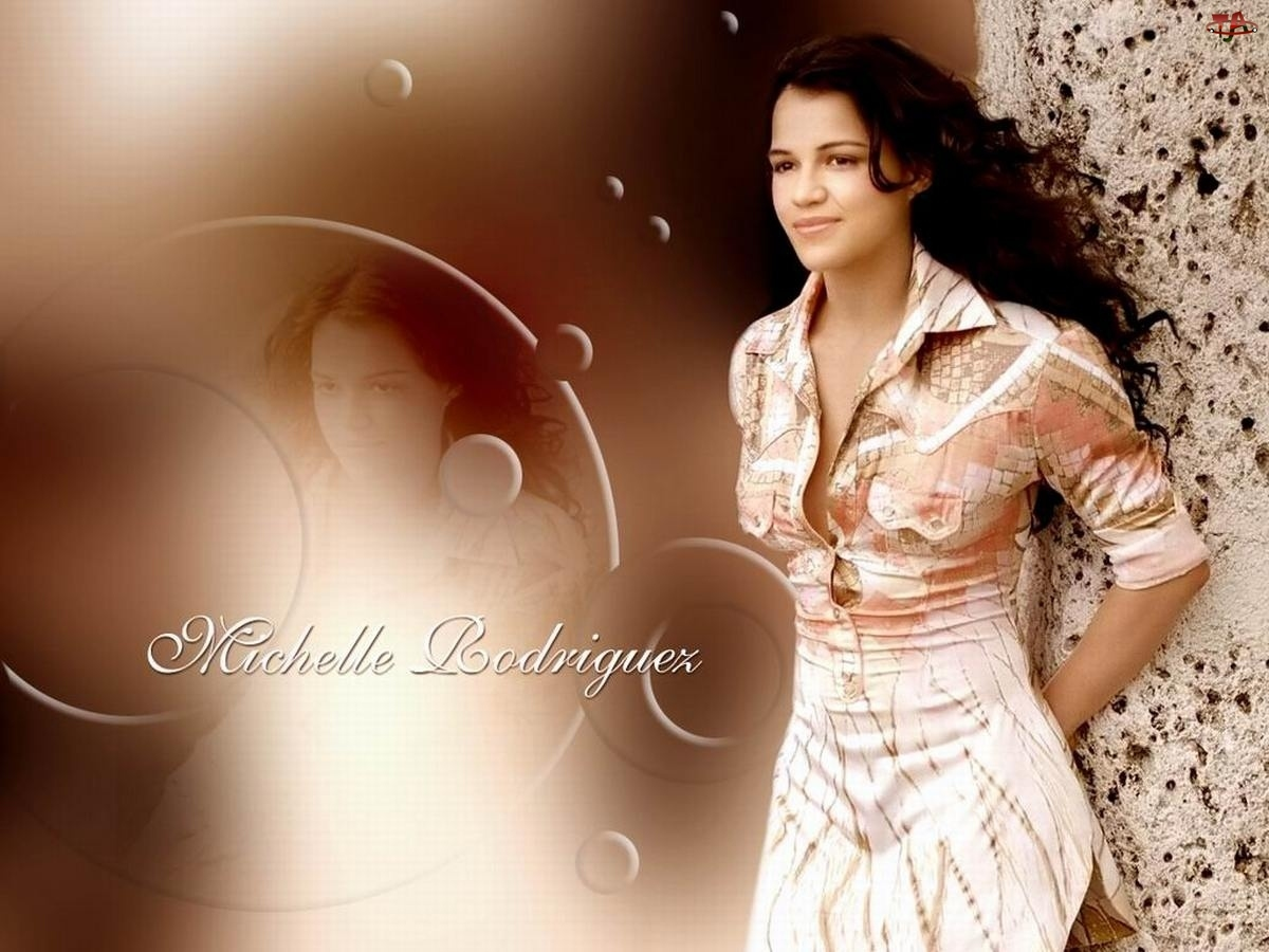 Aktorka, Michelle Rodriguez