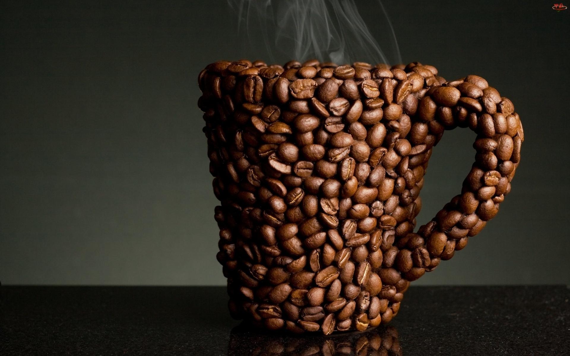 Kawy, Kubek, Ziarna