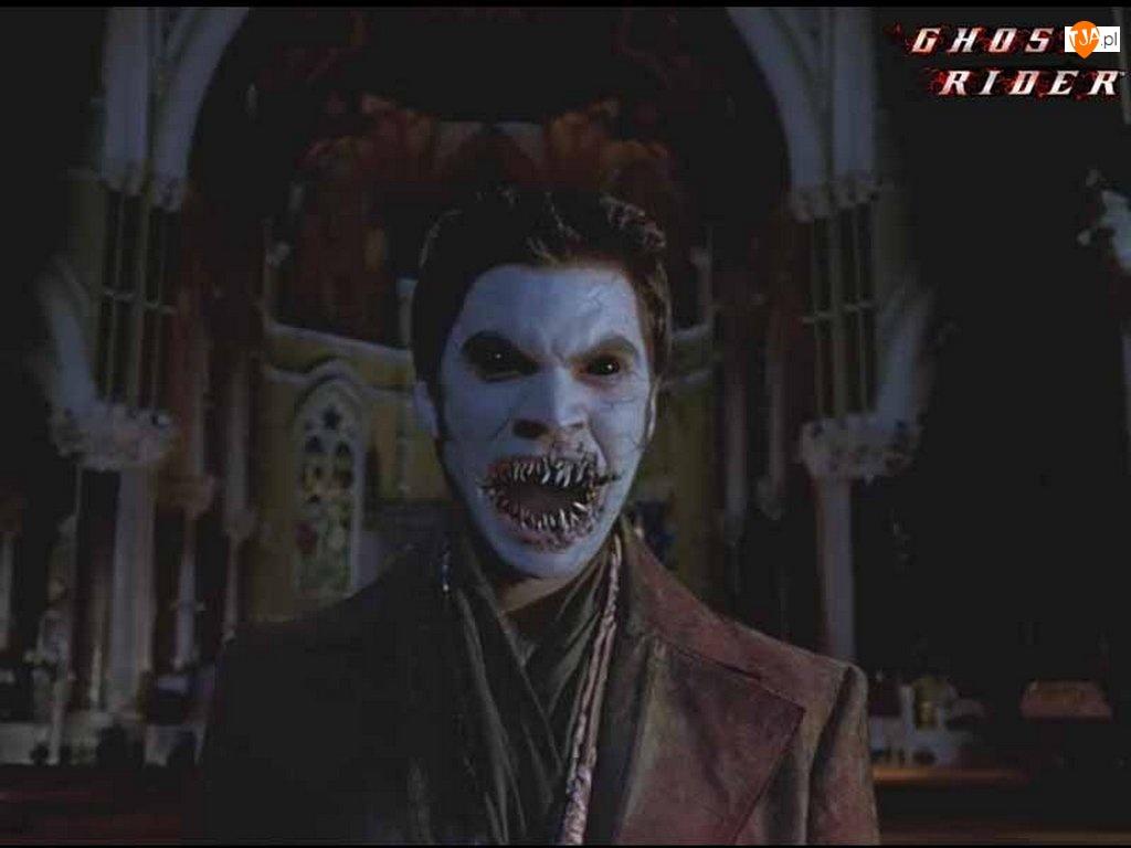 kościół, Ghost Rider, potwór