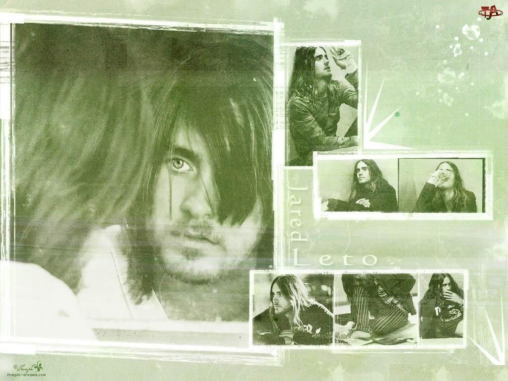 Jared Leto, ziemne włosy