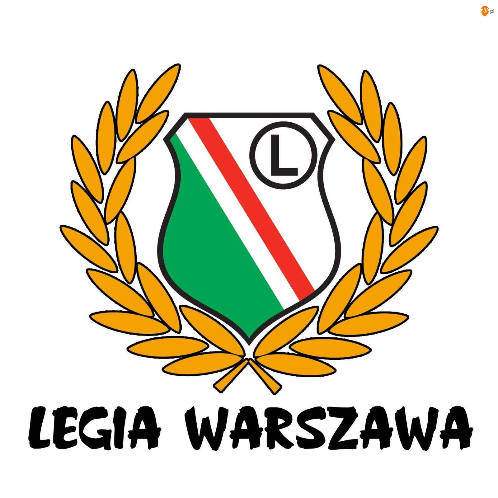 Herb, Legia Warszawa