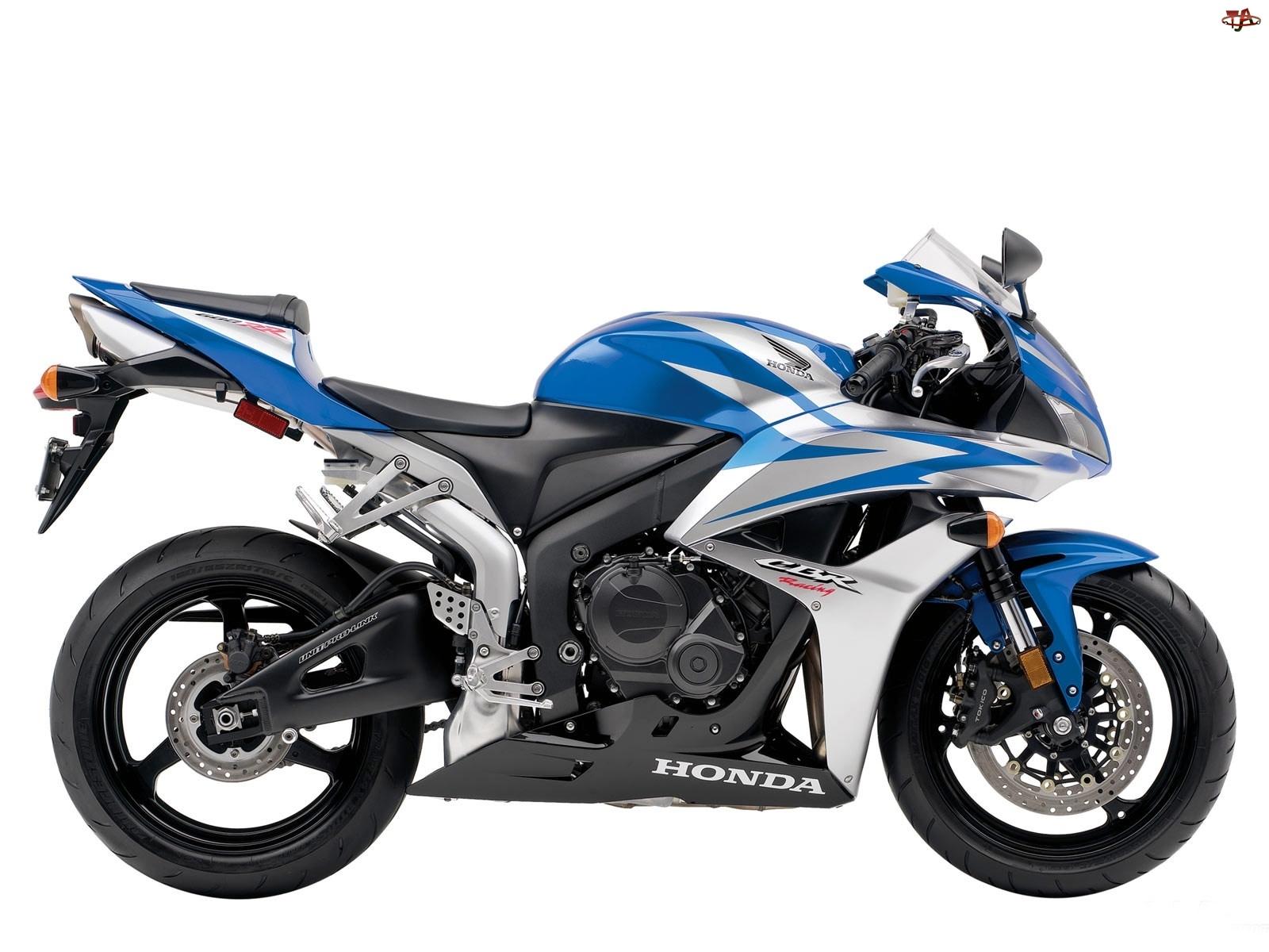 Rama, Honda CBR600RR, Czarna