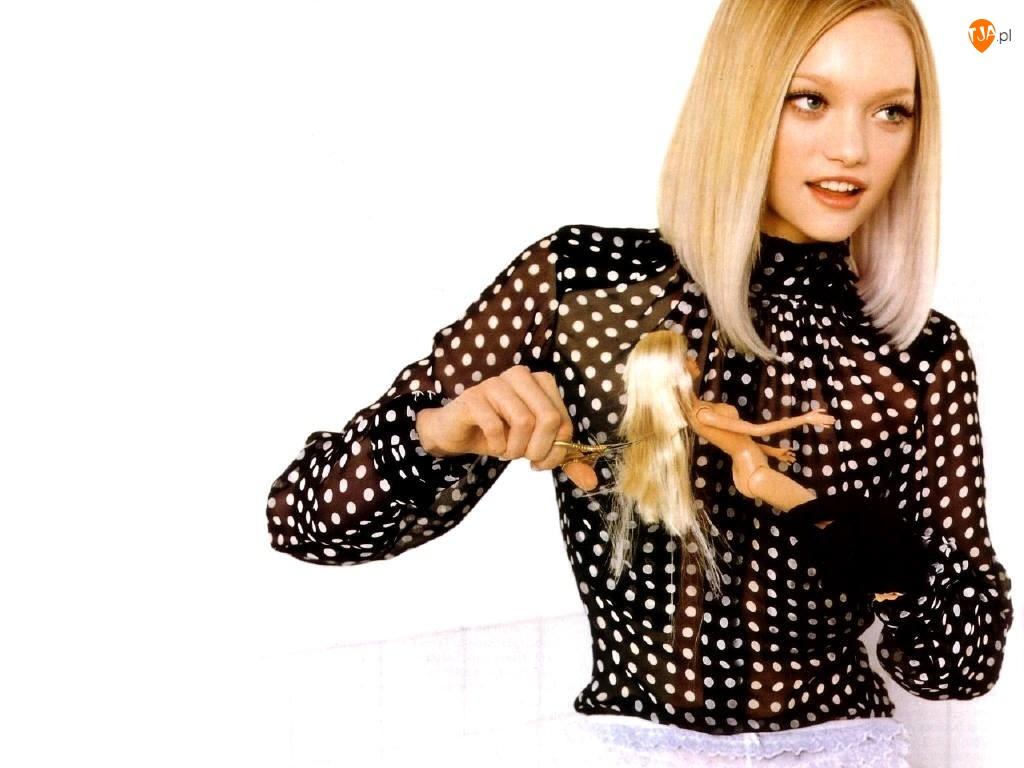 Gemma Ward, Barbie, kropki, lalka