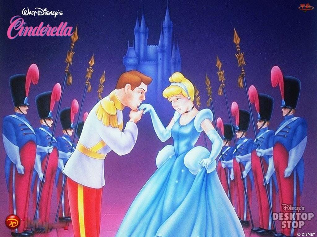 Straże, Kopciuszek, Cinderella, Książę