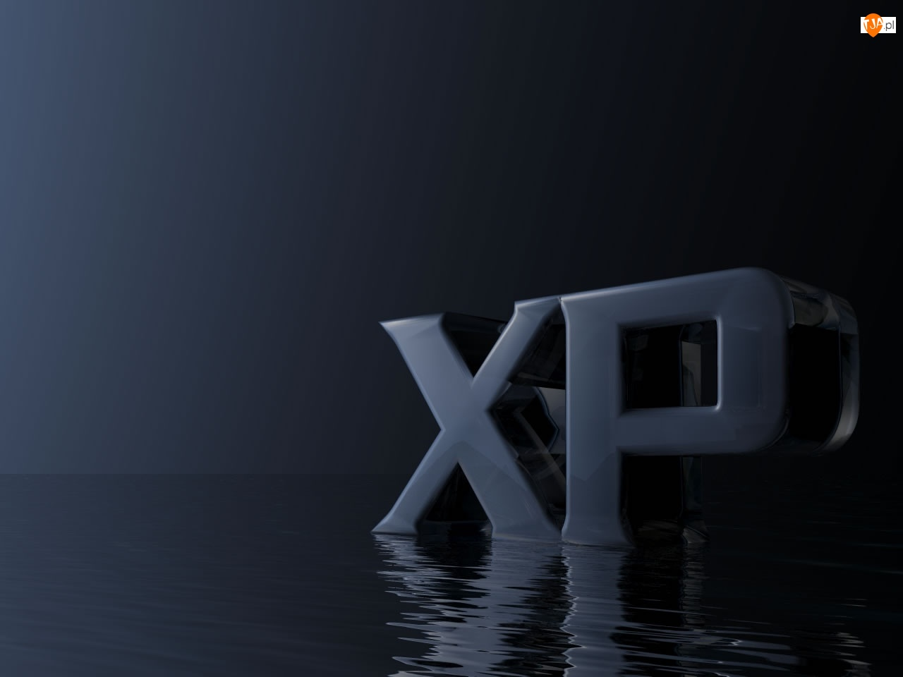 3D, Logo, Windows XP