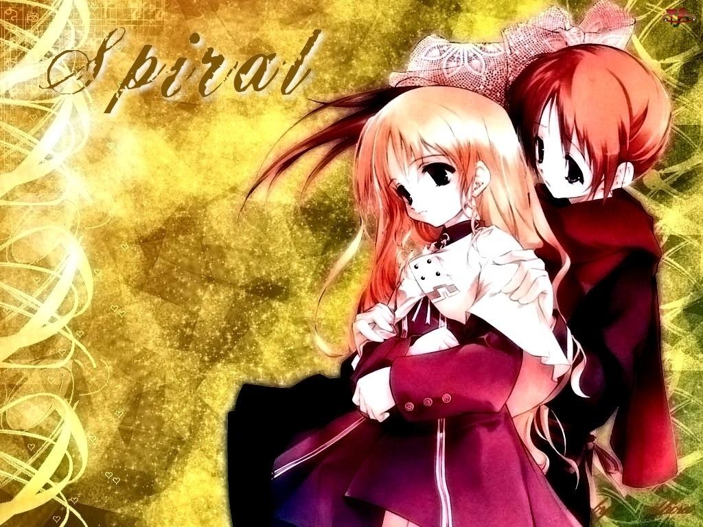 Spiral, para
