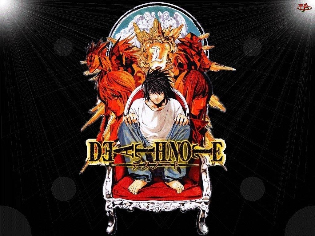 potwór, Death Note, ron, stopy, chłopak