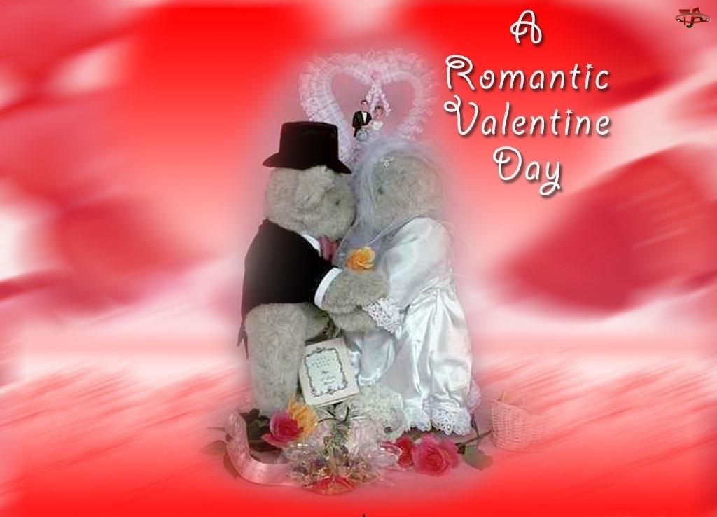 Walentynki, Zakochana, Para