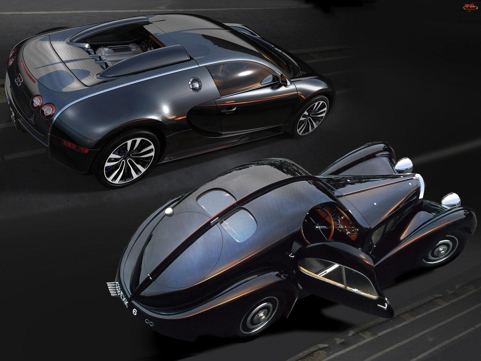 Bugatti Veyron Sang Noir, Porównanie