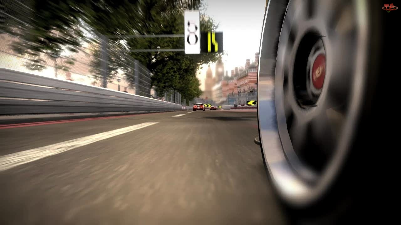 Need For Speed Shift, Alufelga