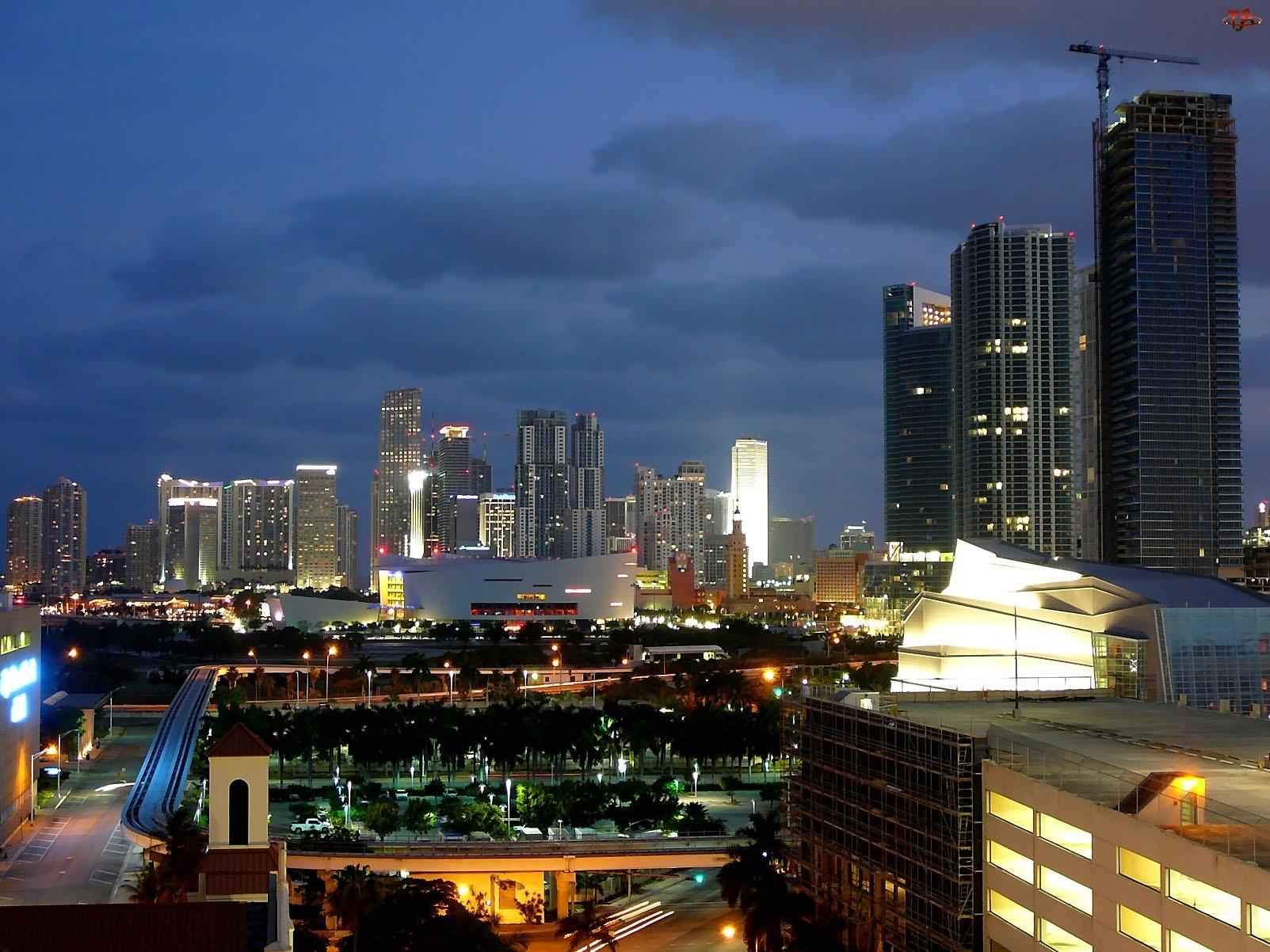 Floryda, Miasto, Miami, Zmierzch