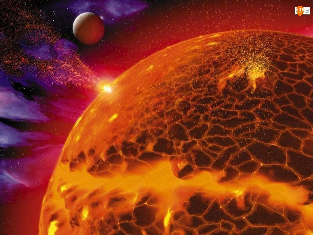 Kosmos, Planeta, Planeta, Ognista