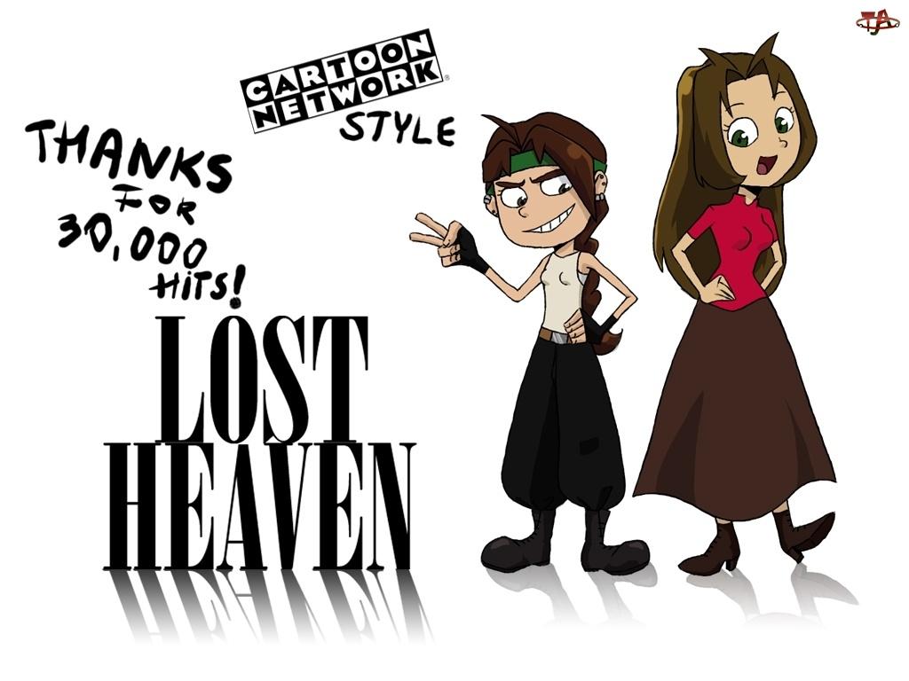 Cartoon Network, LOST HEAVEN