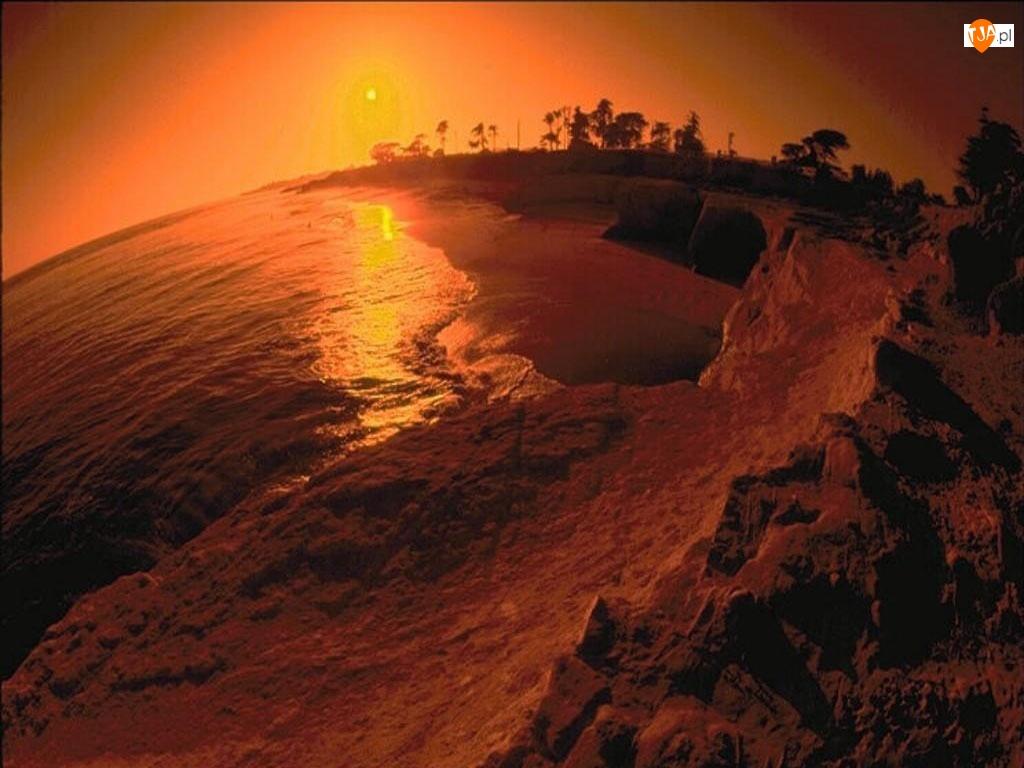Morze, Skaliste, Wybrzeże