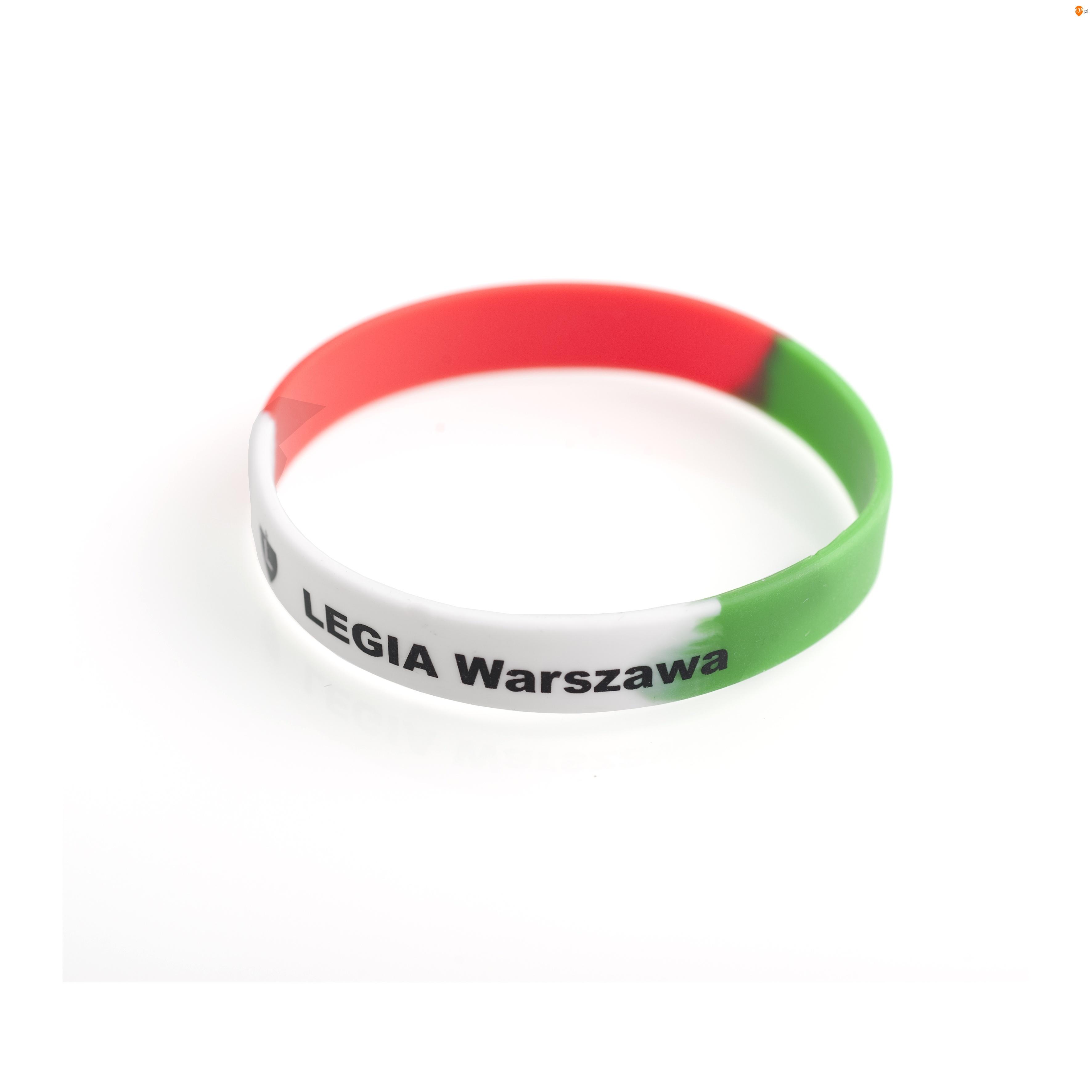 Opaska, Klubowe, Legia Warszawa, Barwy