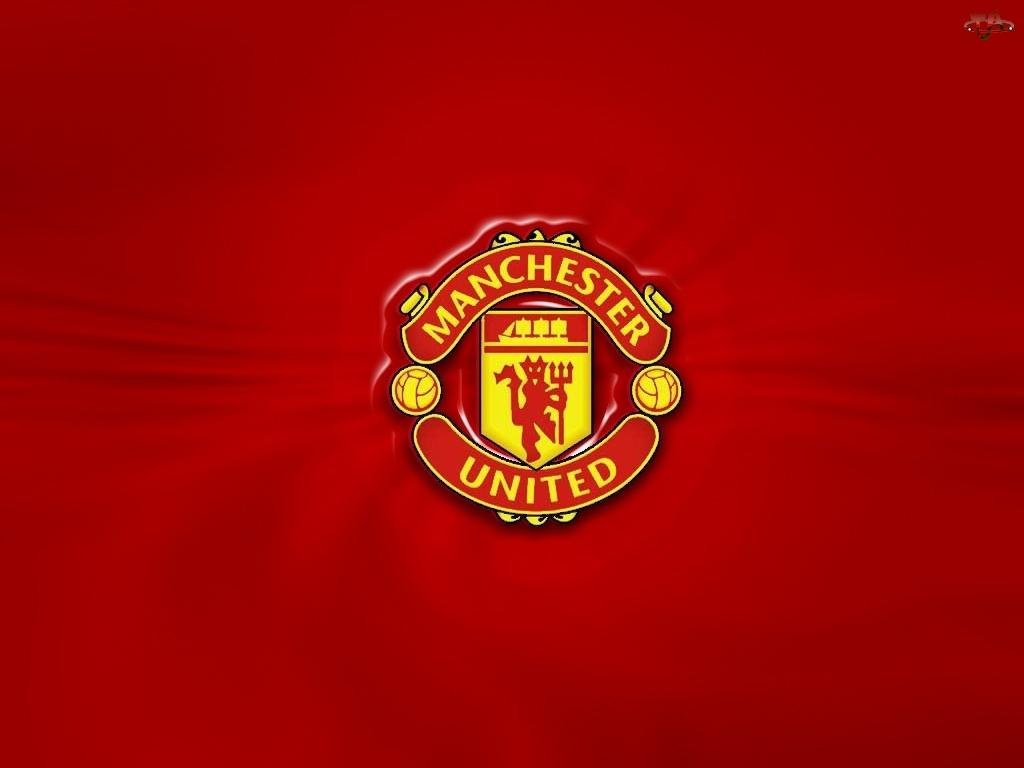 Herb, Błyszczący, Manchester United, Czerwony