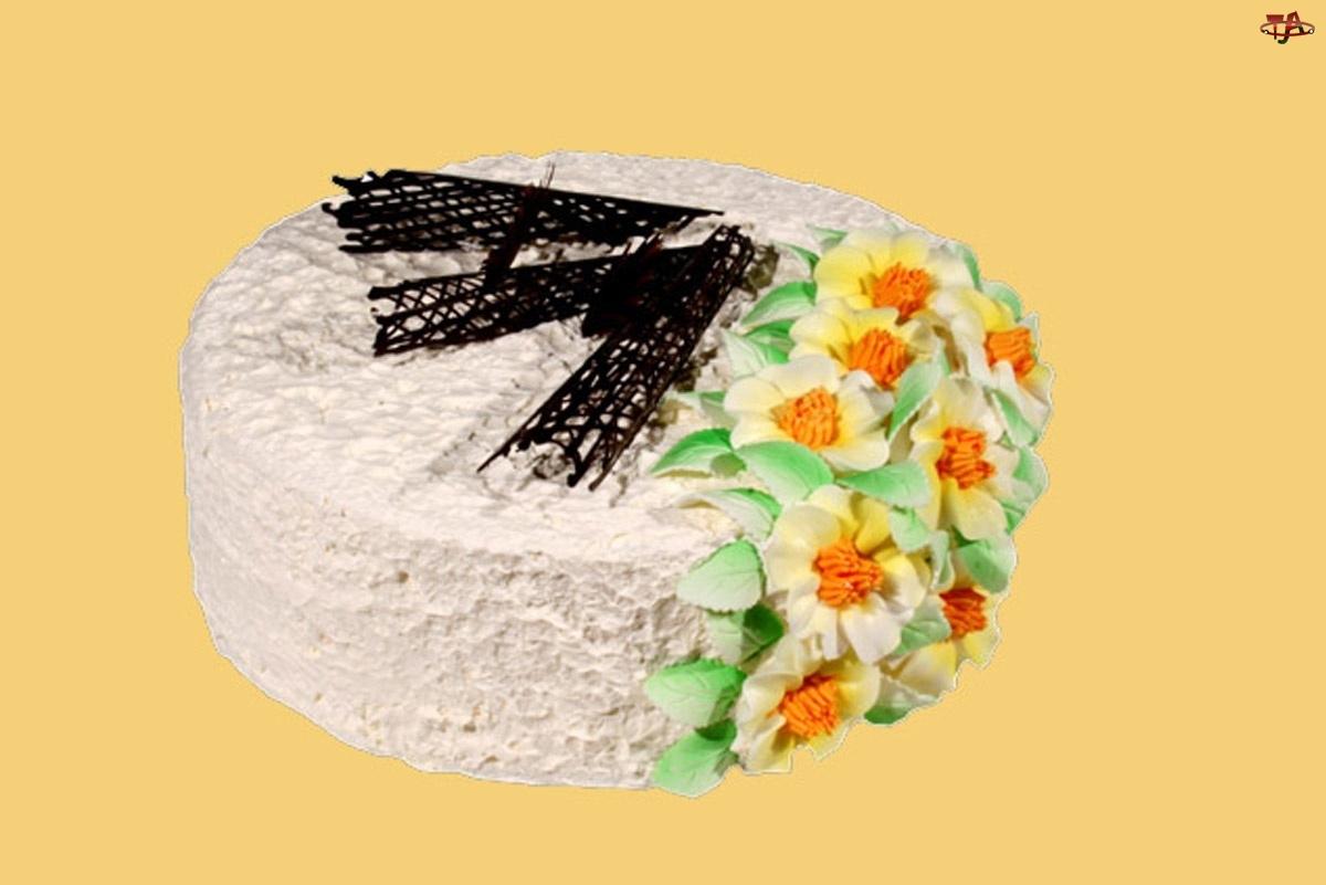 Tort, Kwiatki