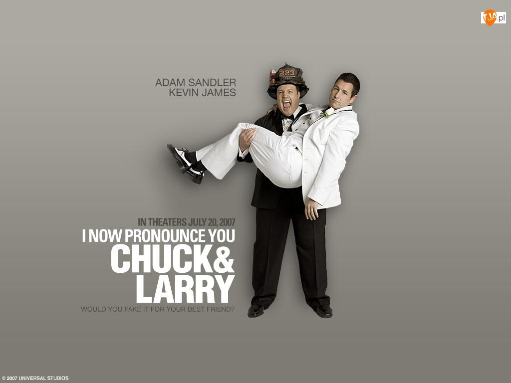 I Now Pronounce You Chuck And Larry, garnitur, Kevin James, Adam Sandler