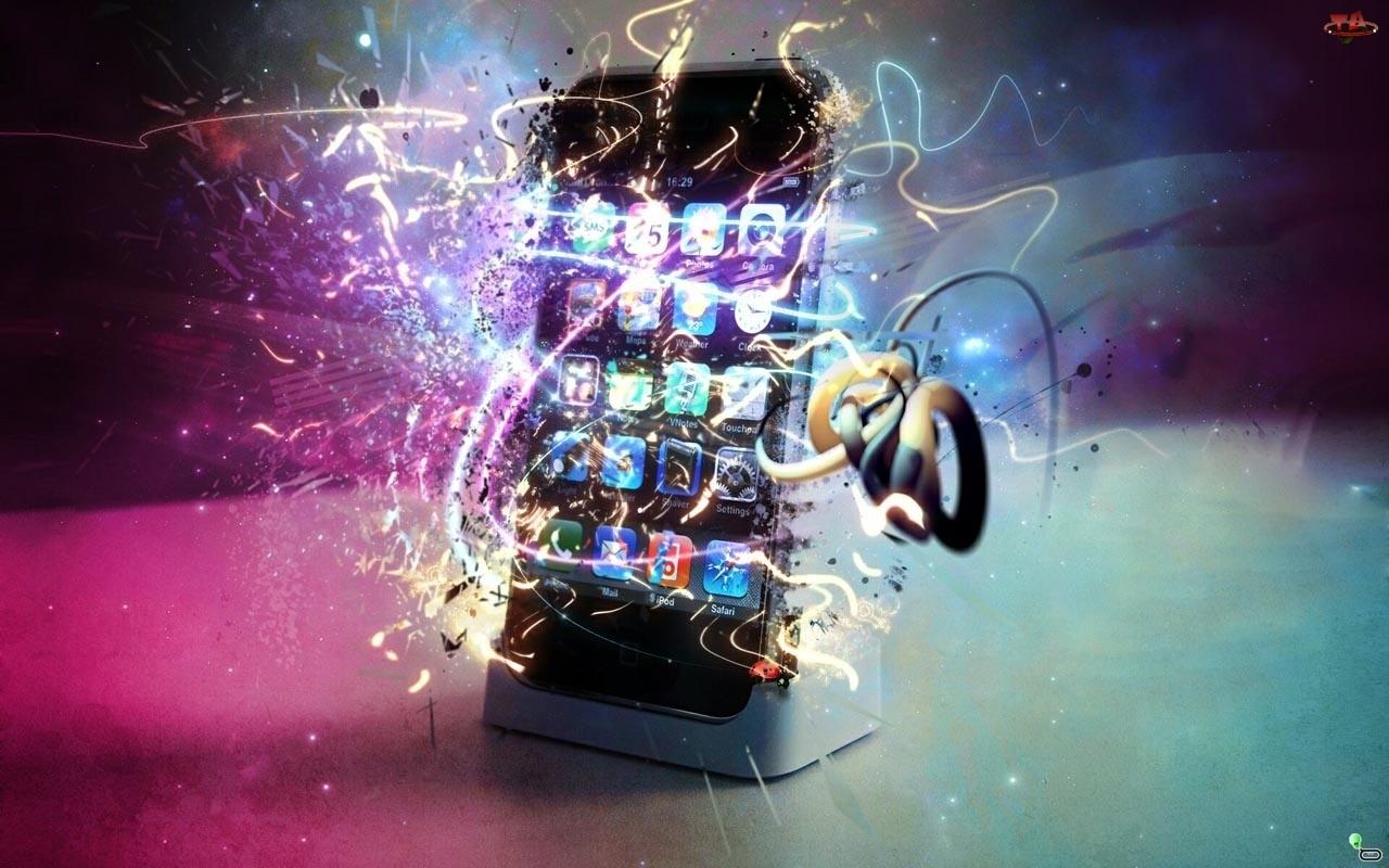 Telefon , Ikonki, Samsung, Kolorowe