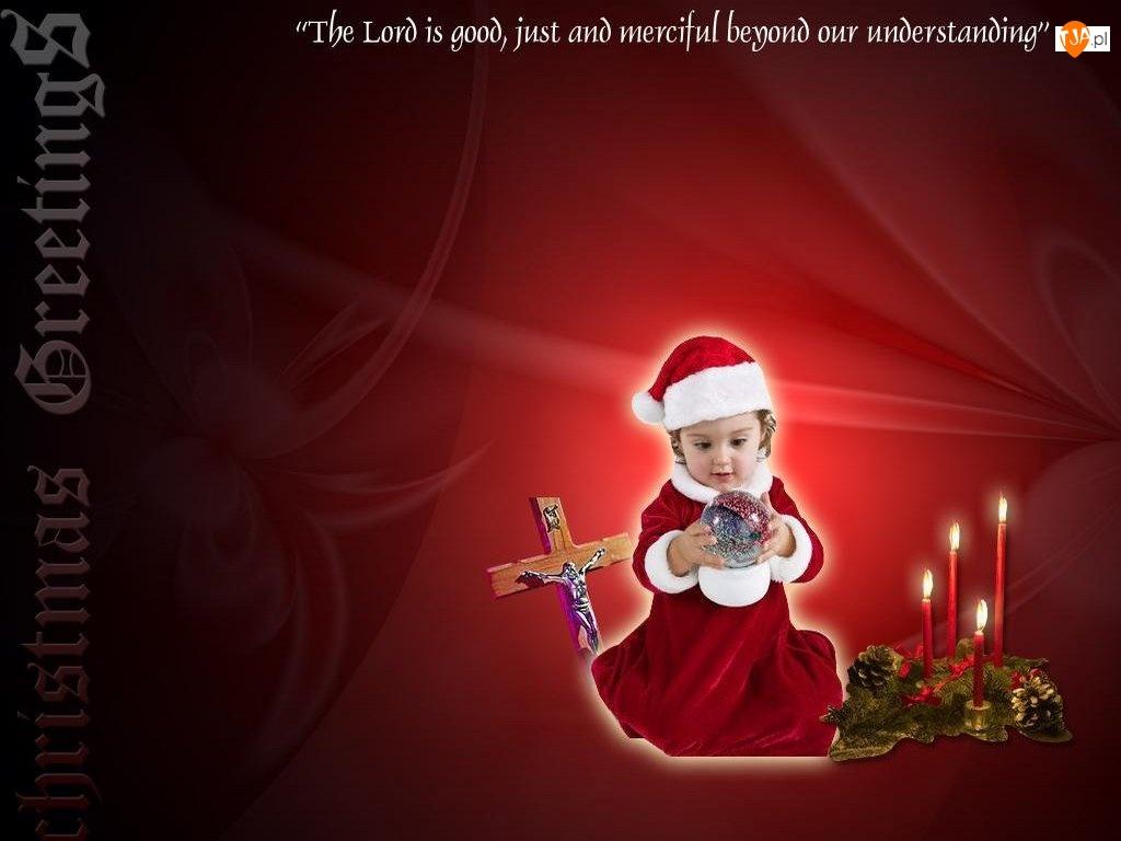 Boże Narodzenie, Dziecko