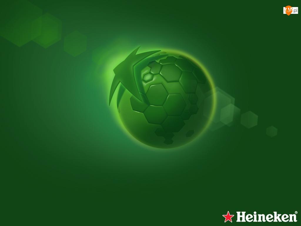 Heineken, Zielona, Piłka