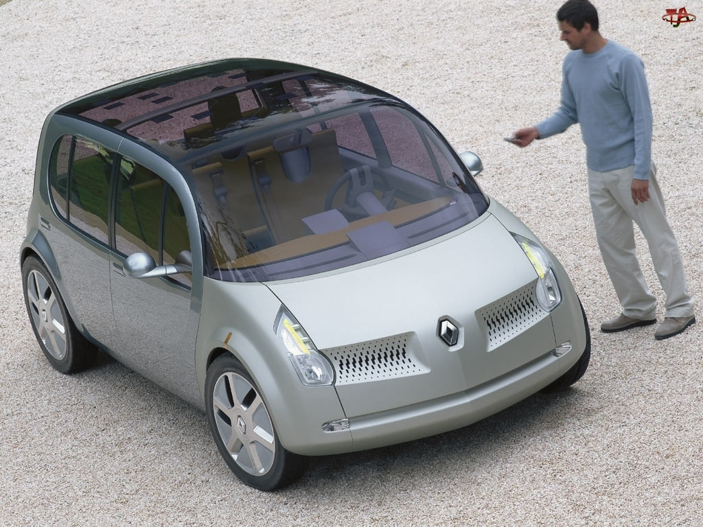 Mini Renault Ellypse