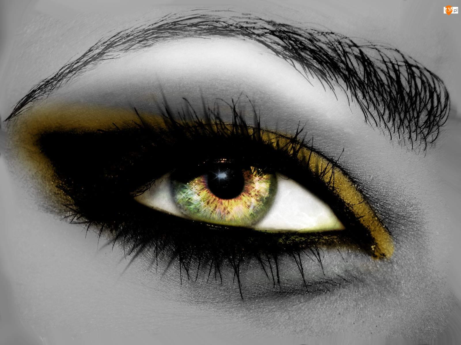 Oko, Złote, Cienie