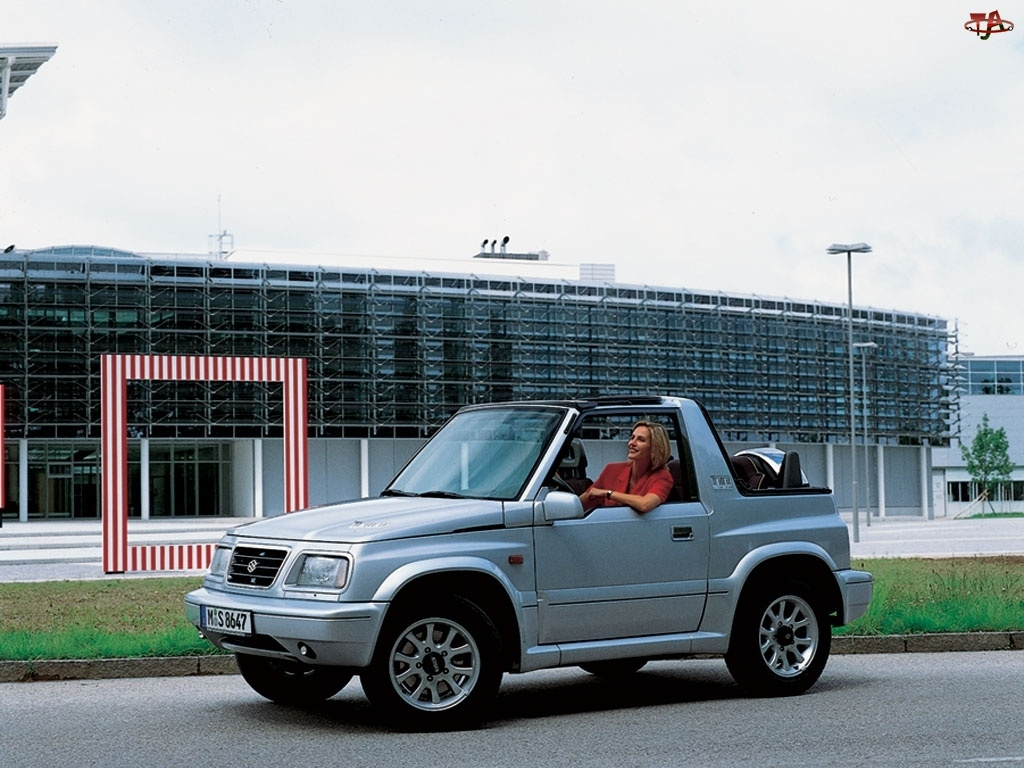Alufelgi, Suzuki Vitara, Srebrny
