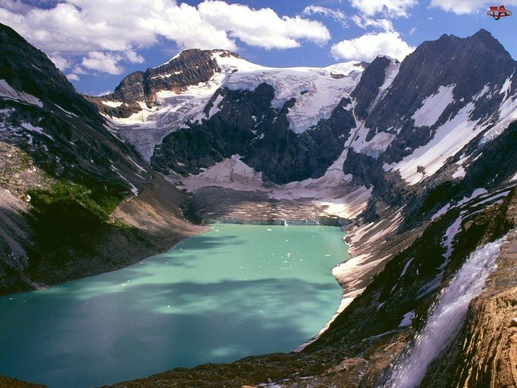 Jezioro, Kanada, Góra