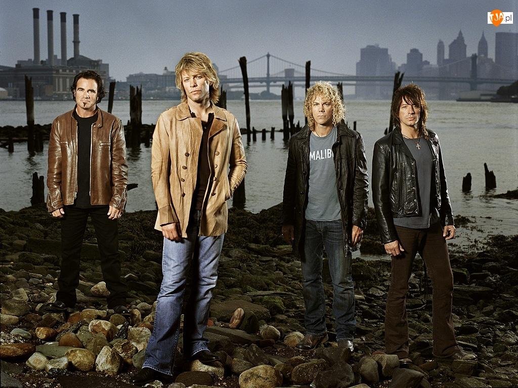 most, Bon Jovi, cały zespól