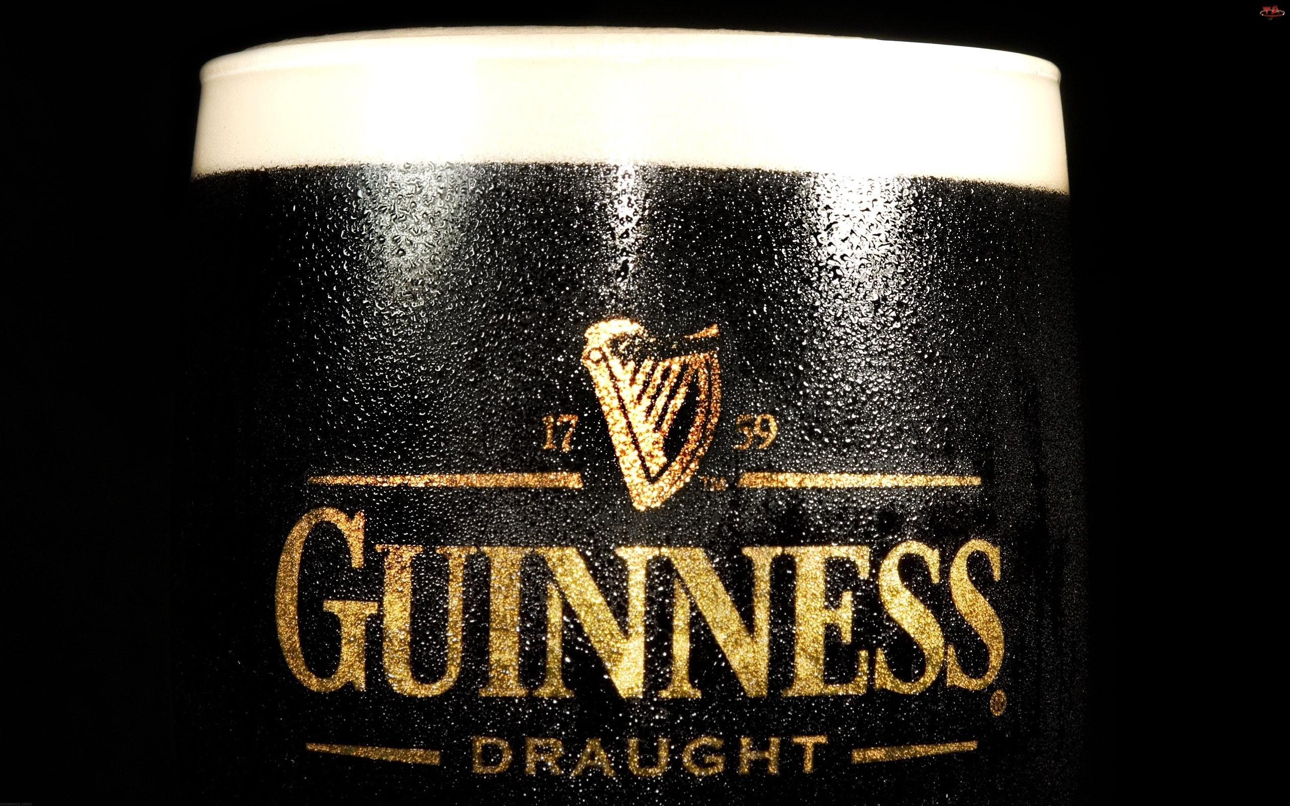 Kufel, Guinness, Ciemnego, Piwa