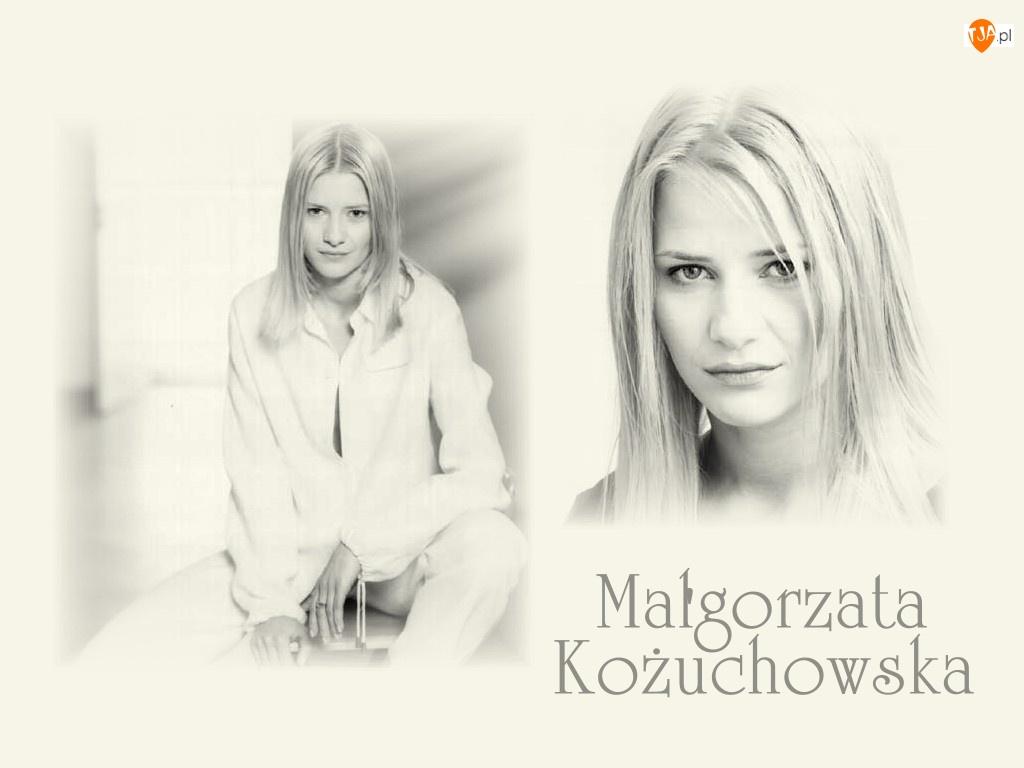 Małgorzata Kożuchowska, Aktorka