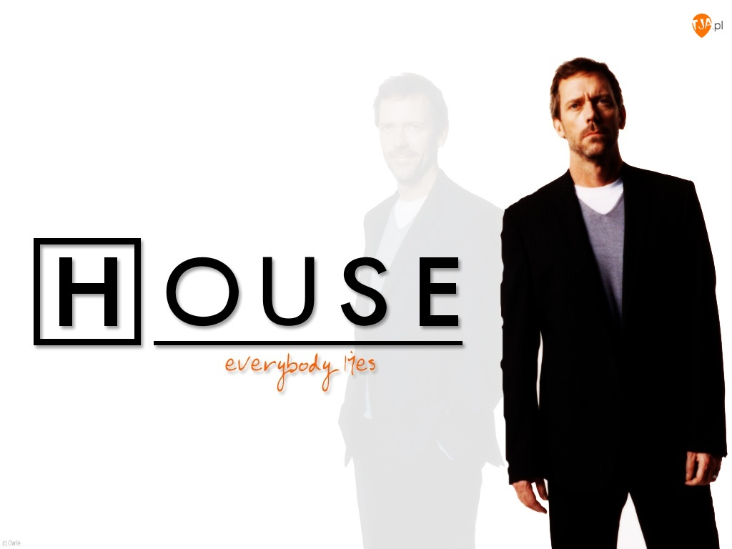 Hugh Lauriego, Dr. House, Garnitur