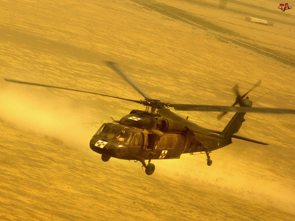 Wojskowy, Helikopter Medyczny