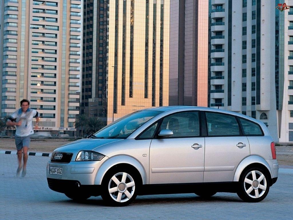 Audi A2, Bloki